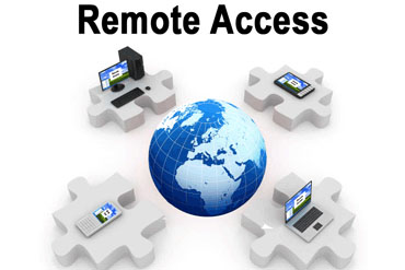Secure Check Cashing Remote Access